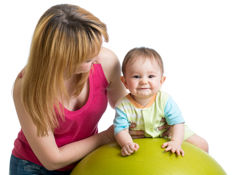 cvičení s miminky Jaroměř